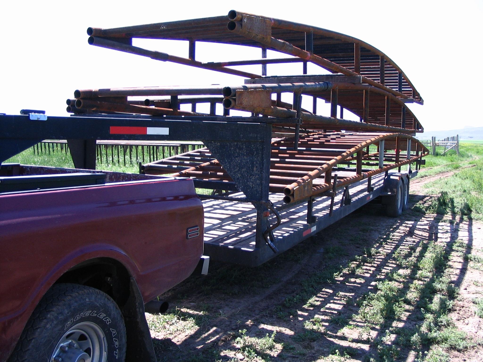 BSP load of 5 pivot bridges 06_28_0