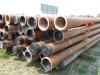8 inch fiberglas pipe